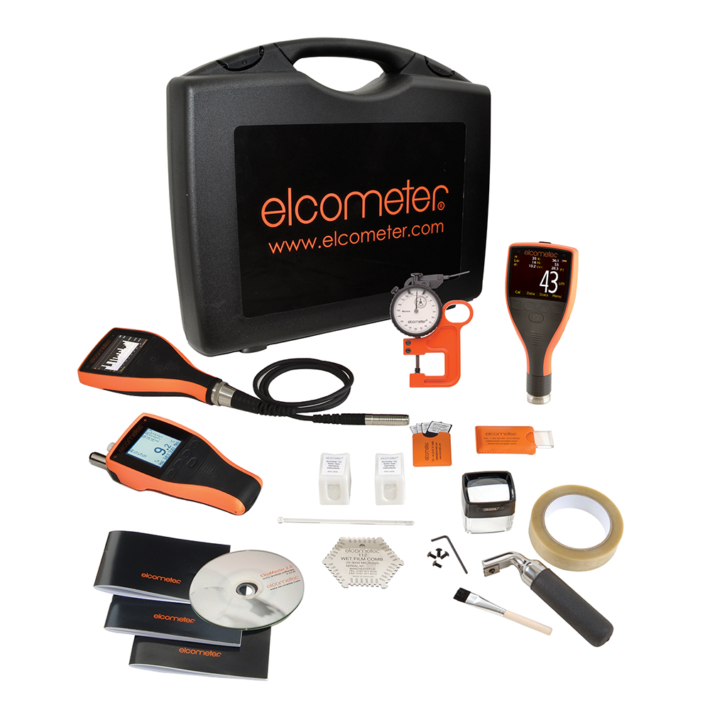 Elcometer Protective Coating Inspection Kit